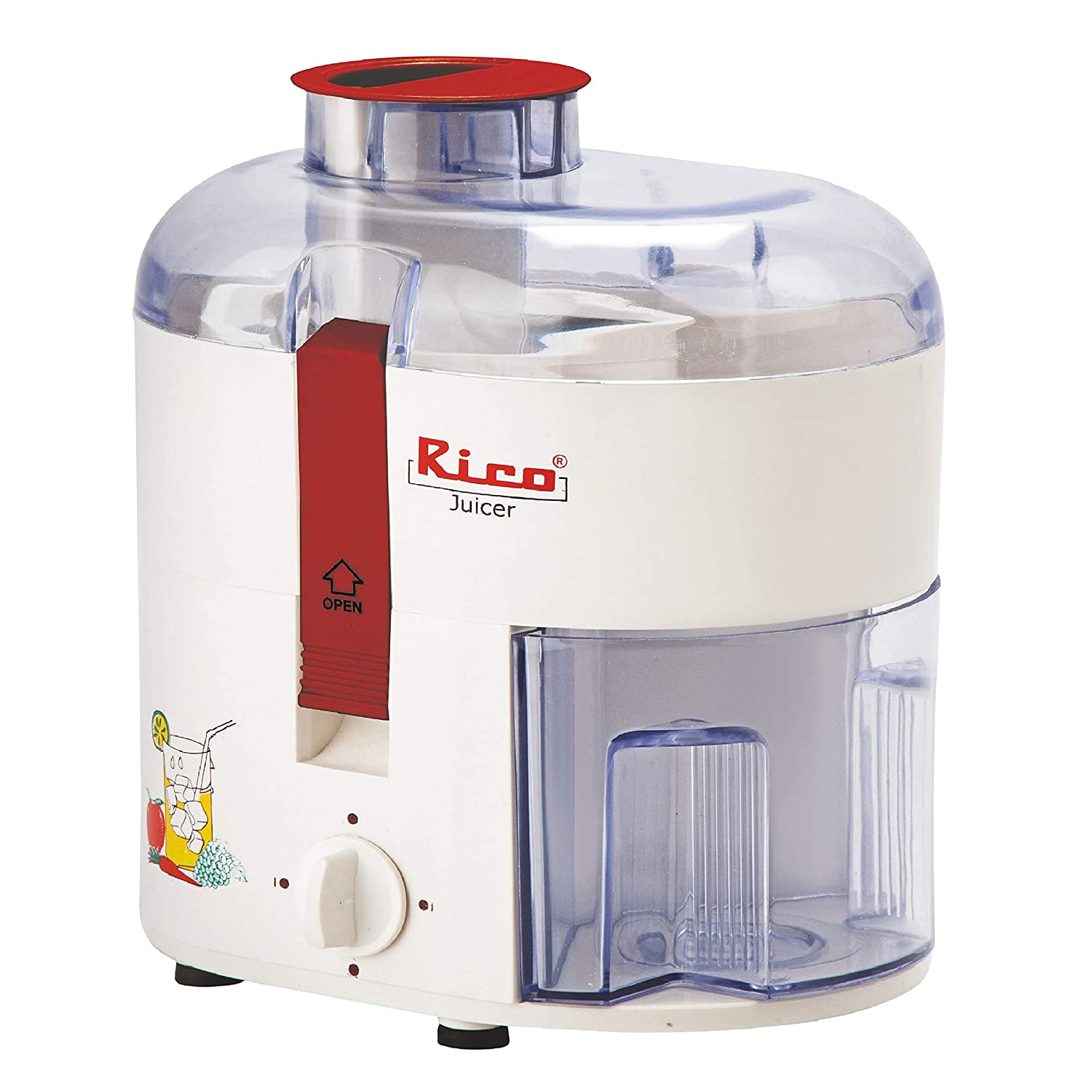 Rico Juicers Electric Automatic Japanese Technology