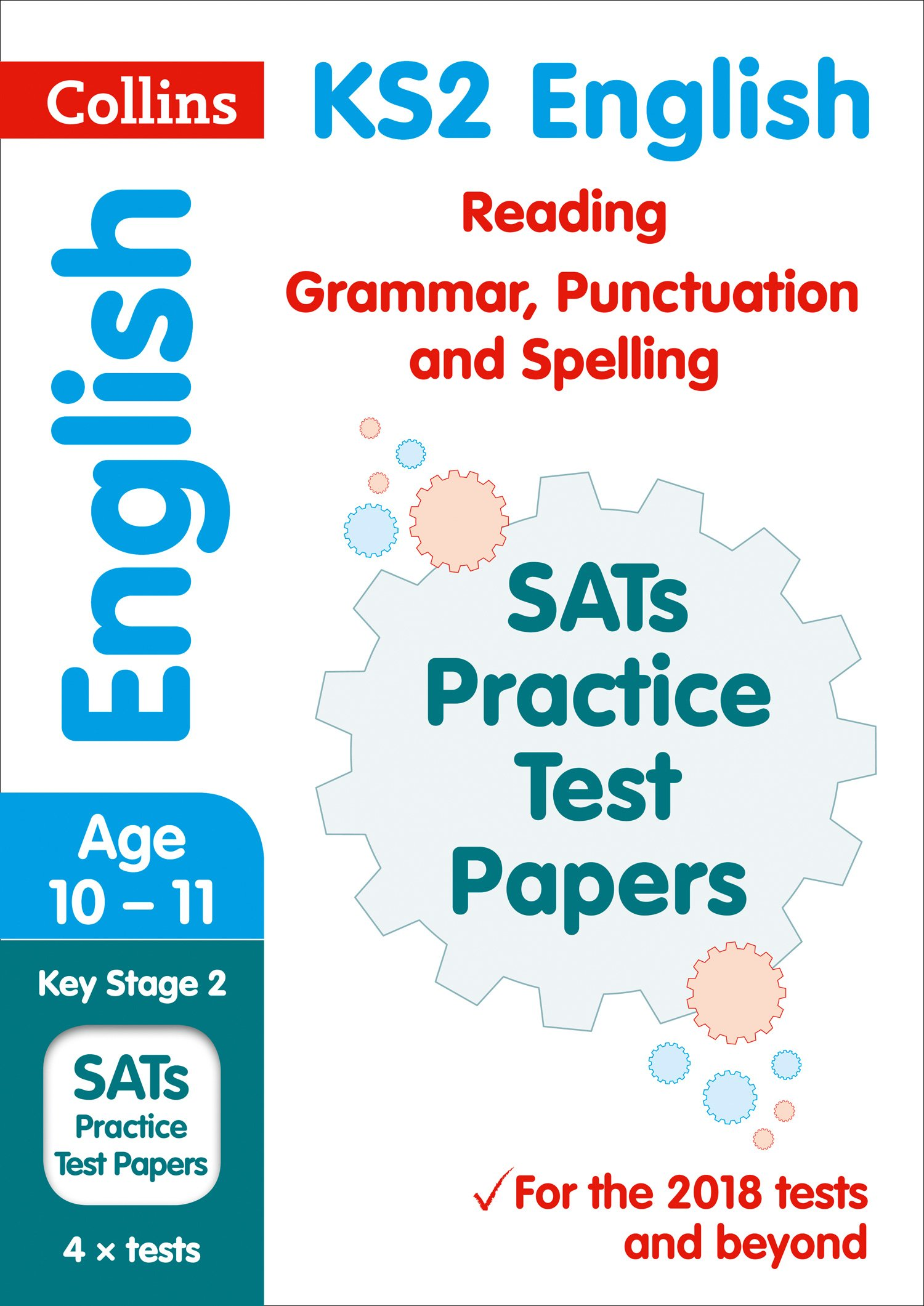 KS2 English Reading, Grammar, Punctuation and Spelling SATs Practice ...
