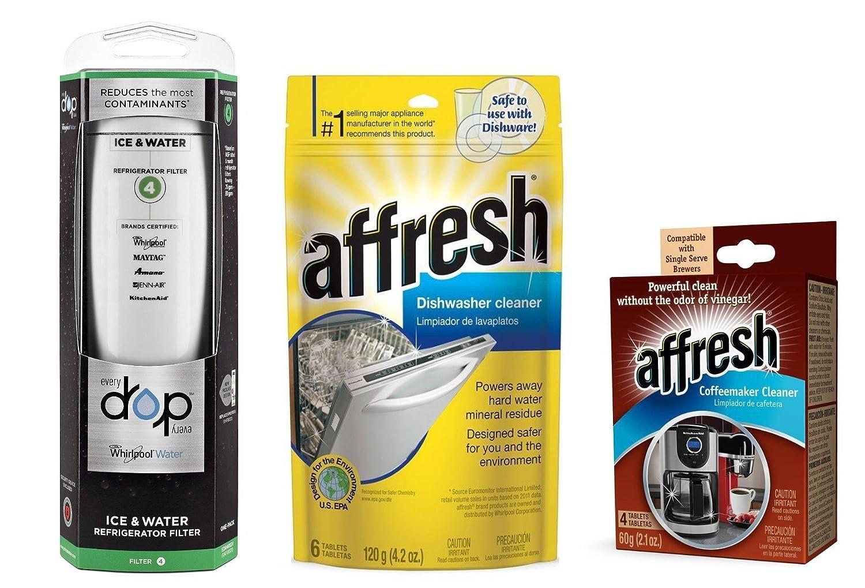 Amazon.com: Whirlpool EDR4BNDL Kitchen Bundle with EveryDrop Filter ...