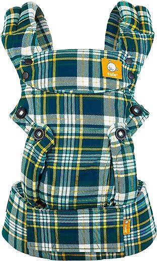Baby Tula Explore Baby Carrier 7 – 45 LB, Adjustable Newborn to...