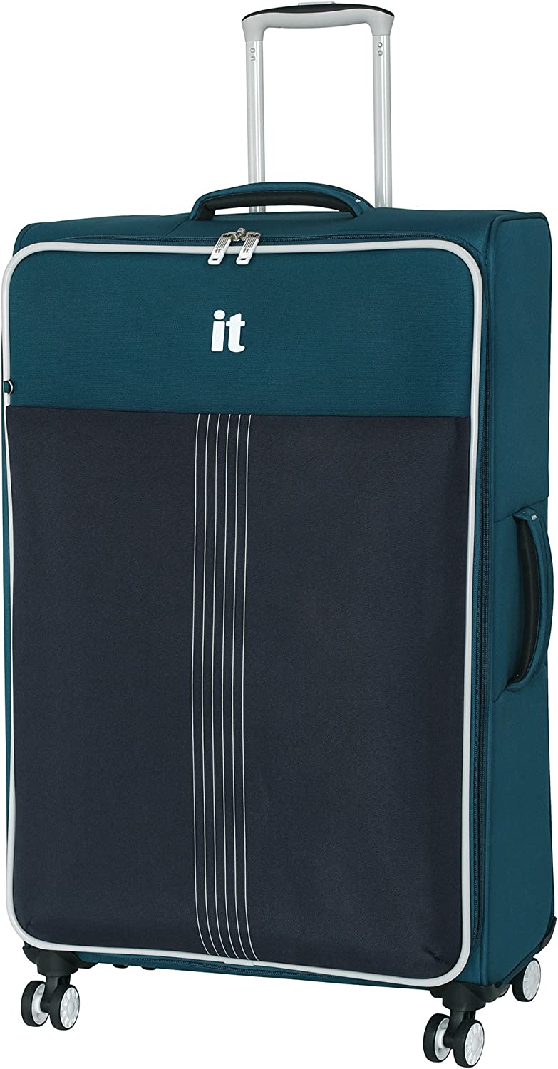 IT Luggage Filament 31.3-inch Lightweight Expandable Spinner Suitcase – 31.3