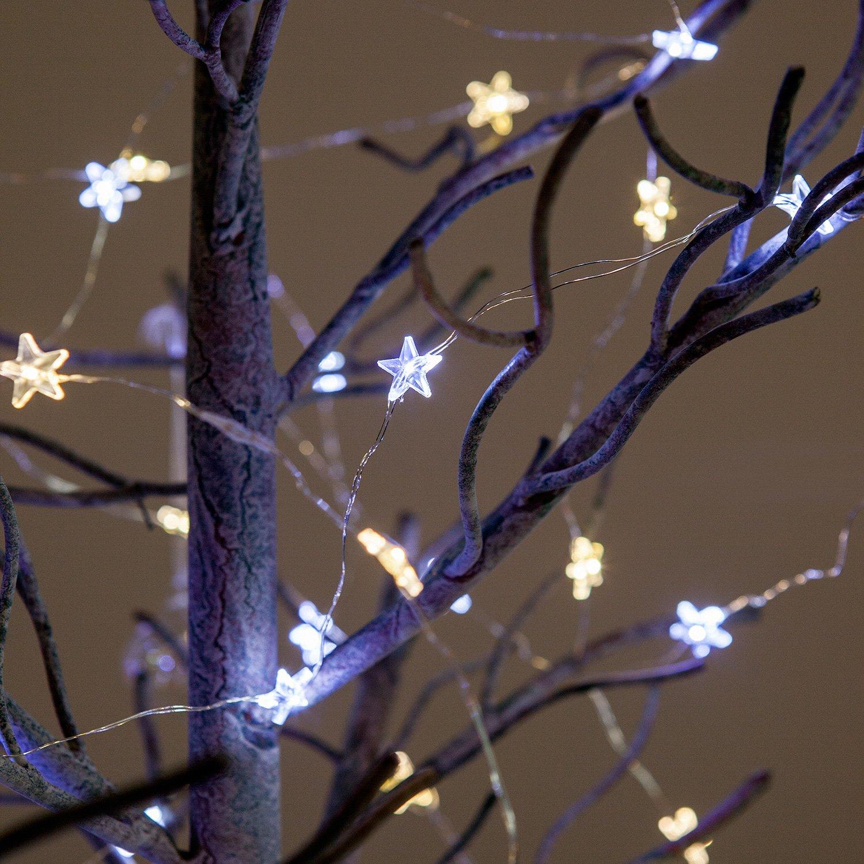 81418Y75n6L._SL1500_ Wunderschöne Lichterkette Mit Batterie Und Zeitschaltuhr Dekorationen