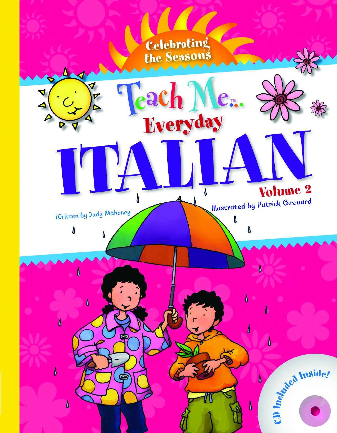 Teach Me Everyday Italian Volume 2 - Celebrating the Seasons (Italian Edition) (Teach Me Everyday Language) (Italian and English Edition) by Brand: Teach Me Tapes Inc