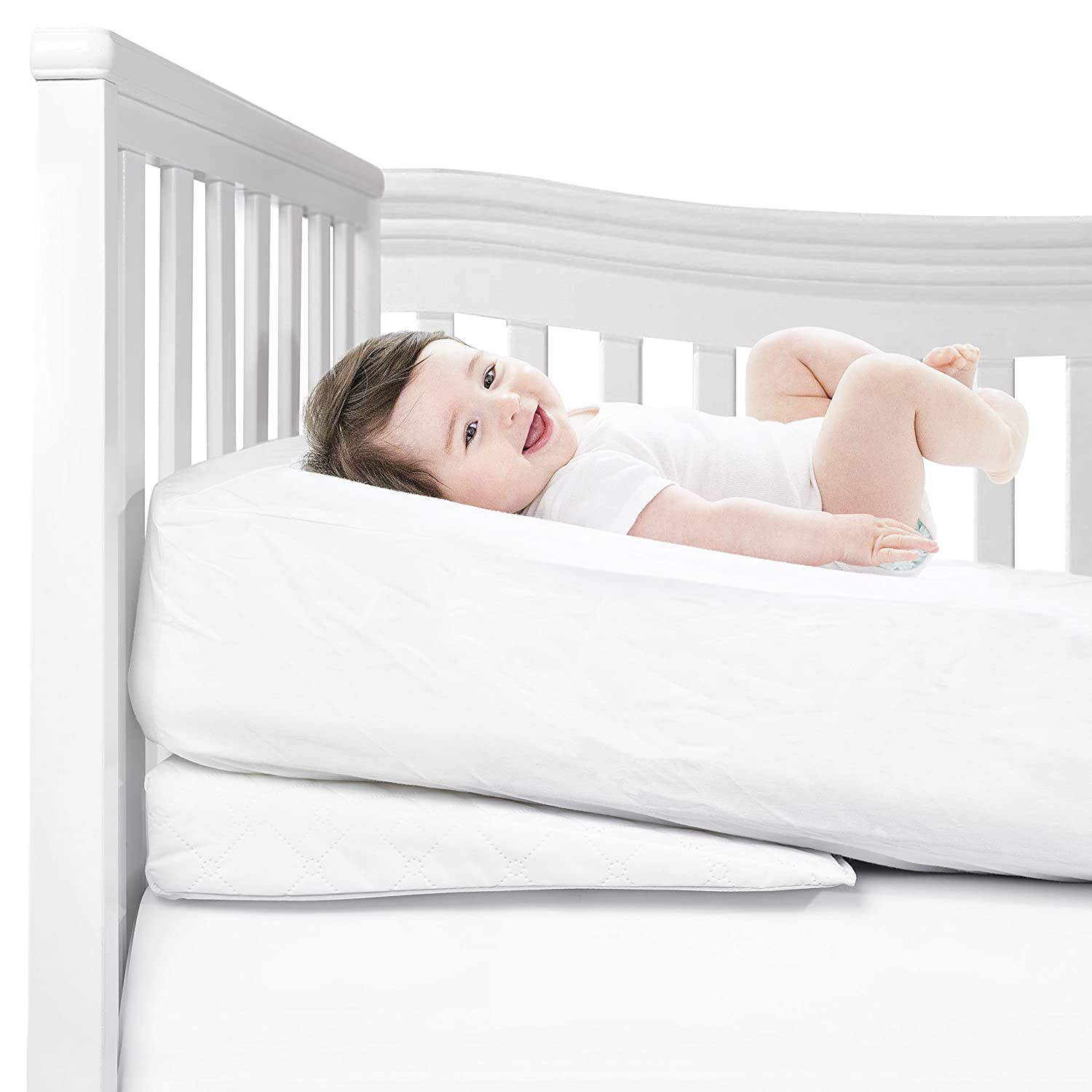 Comfy Rise Deluxe Crib Wedge Baby Delight BD06060