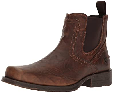 Amazon.com | Ariat Men's Midtown Rambler Casual Boot | Shoes
