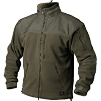 Helikon Tex Classic Army Fleece Jacke - Oliv Grün