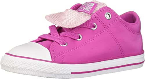 Converse Kids Infants' Chuck Taylor All Star Maddie Metallic Slip on Sneaker