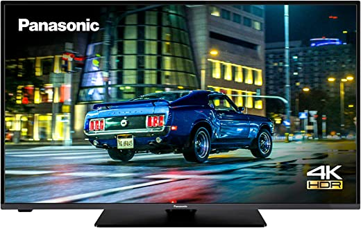 Panasonic TX-43HX580BZ 43 Inch 4K Ultra HD Multi HDR LED LCD Smart TV with Freeview Play (2020)