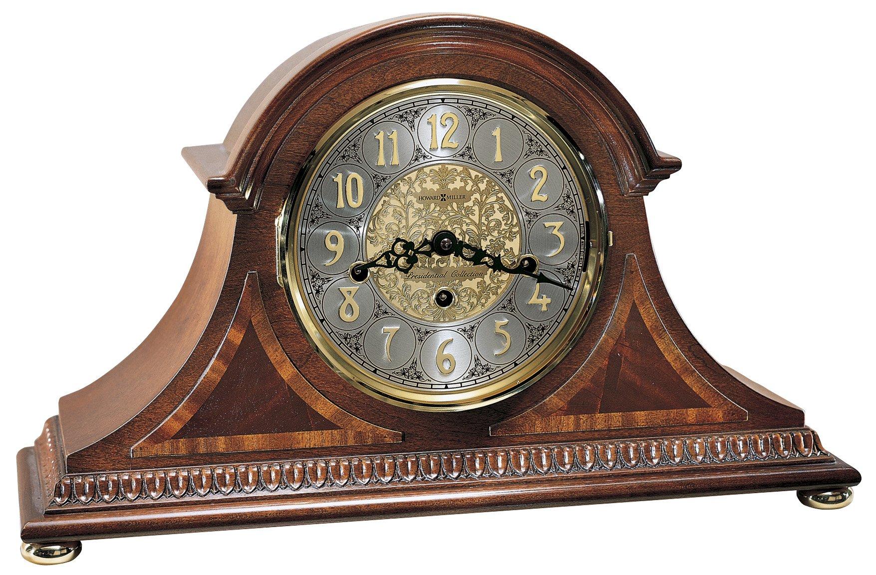 Howard Miller 613-559 Webster Mantel Clock by Howard Miller