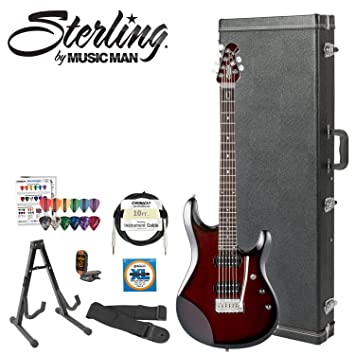 Sterling Musicman Jb Jp60 Prb Kit 02 Jp60 Prb Electric Guitar Kit