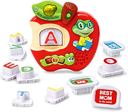 Leapfrog Fridge Phonics Replacement Letters Leap Frog Magnetic Magnets ABCs