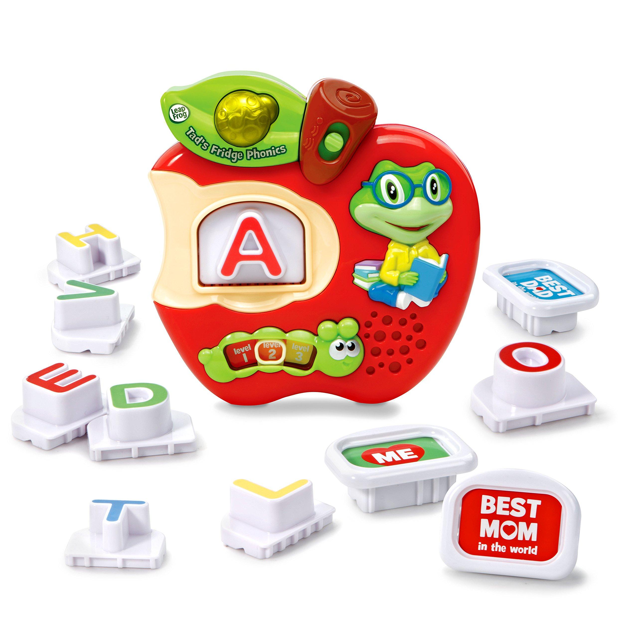 LeapFrog Tad's Fridge Phonics Magnetic Letter Set Toy