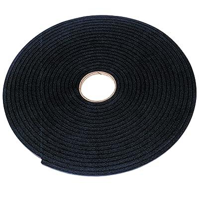 Förch Disque présente bande Lot de 55× 6mm rouleau de 10m, évite les vibrations, idéal pour montage Disque à Oldtimer YoungTimer (5x 10m)