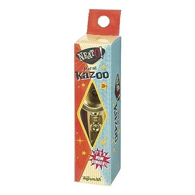 Neato! Metal Kazoo (4-3/4 Inch): Toys & Games