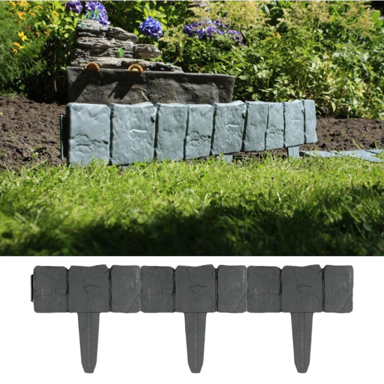 2, 5 metros para Bancal 10 unidades de cada B25 X H23 cm césped ...