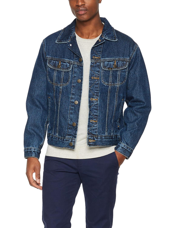 TALLA M. Lee Rider Jacket Chaqueta Vaquera para Hombre