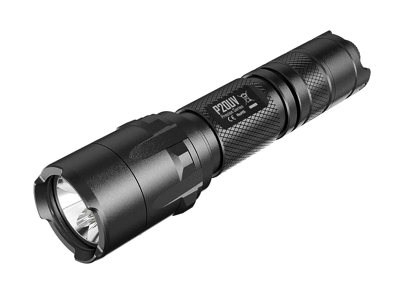 Nitecore P20UV - 800 Lumen, programmierbar, Strobe Ready Funktion, UV-Licht