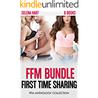 First Time Sharing Bundle: 8 Story FFM Anthology Collection book cover