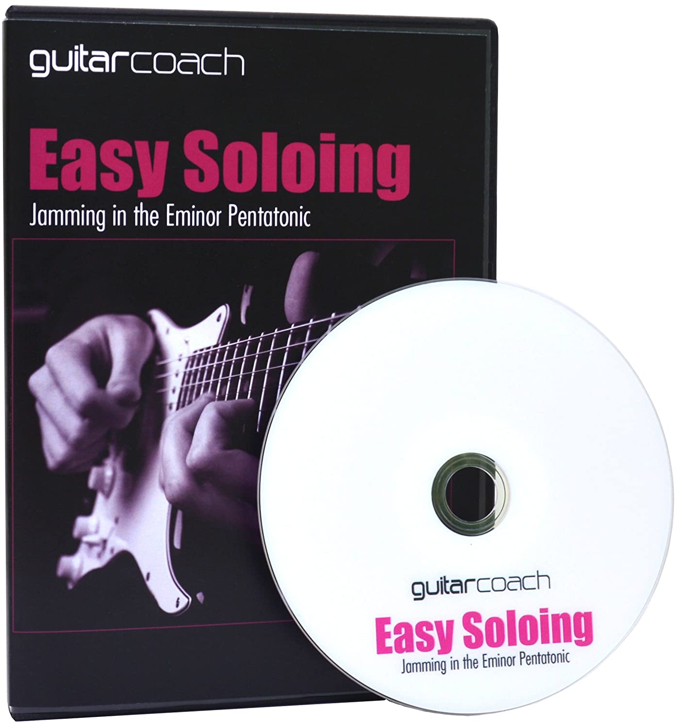 Learn Guitar Soloing improvisar: crear y único Guitar Solos - incluye 46 paso por paso de lecciones en video - Blues, país & Rock Backing Tracks y Full Tab: ...