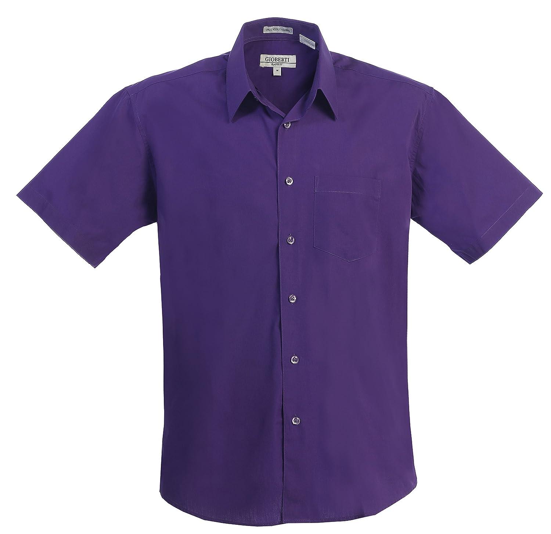 Gioberti - Camisa de Gioberti manga corta B076BGJXCZ para para ...