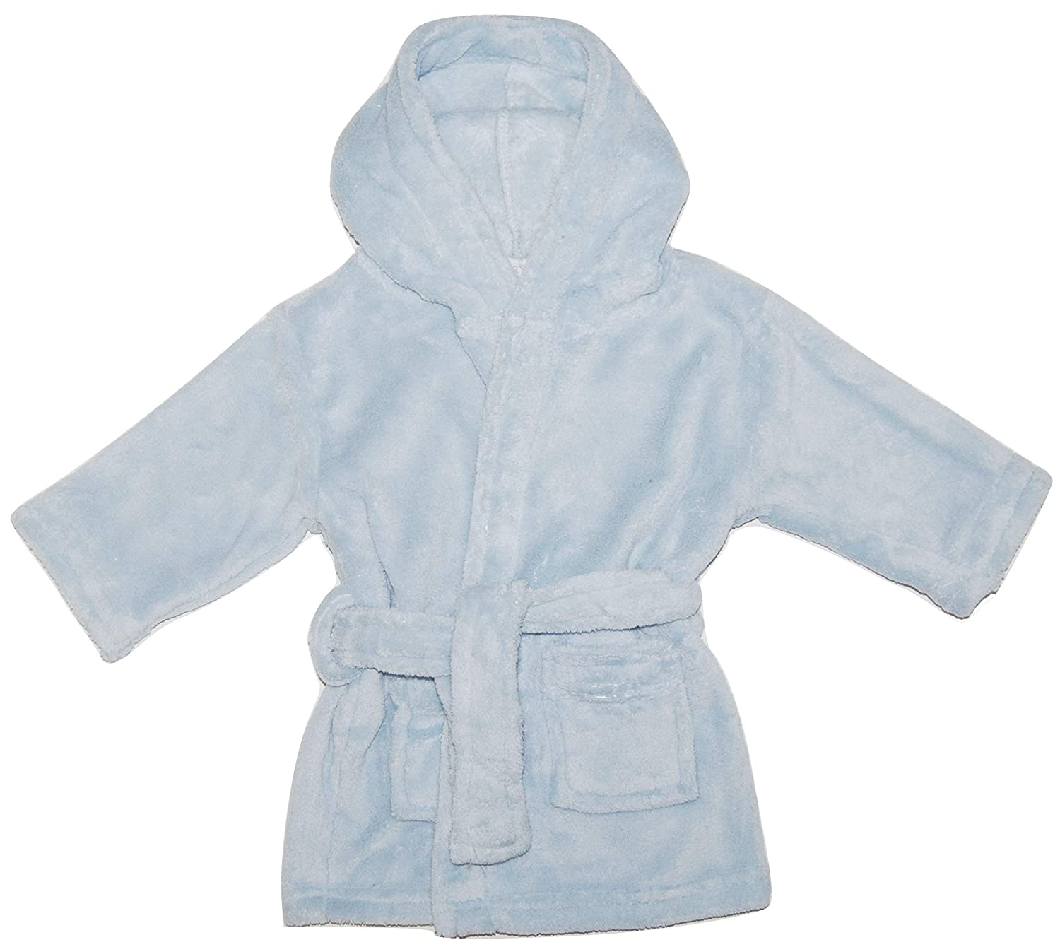 Nursery Time Baby Boy Blue Dressing Gowns Bathrobe (6-12 Months)