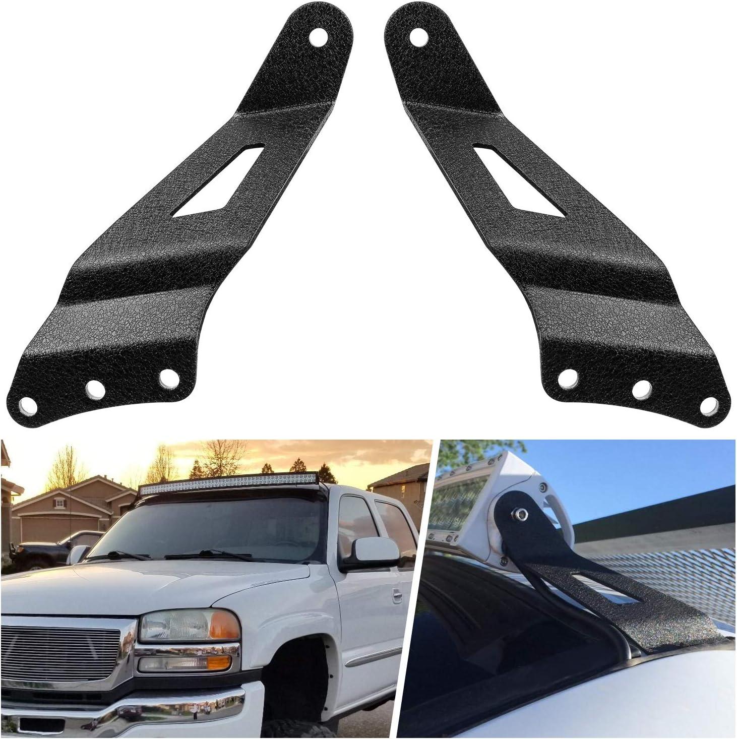 6 inch Driver side WITH install kit -Black LED 2000 Chevrolet C1500-C3500 PICK UP Door mount spotlight