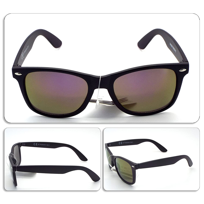 Lunettes de soleil Sunglasses FAKE UNISEX Homme Femme lH1NayFSlc