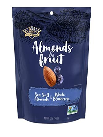 blue diamond blueberry almonds