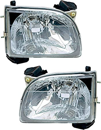 For 2001-2004 Toyota Tacoma Headlight Head Lamp Passenger Side RH