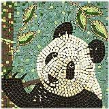Kit Mosaico 20x20 , Panda