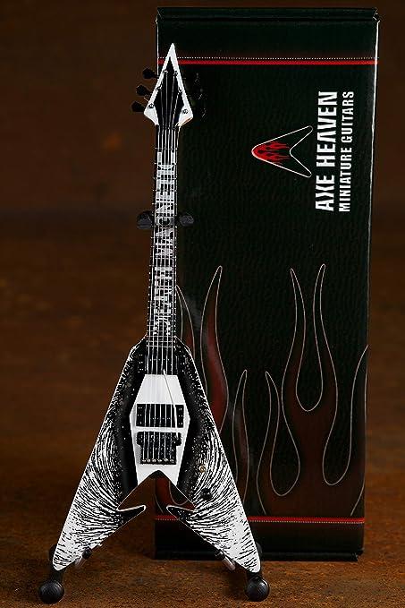 Metallica Kirk Hammett Death - Réplica de guitarra en miniatura ...