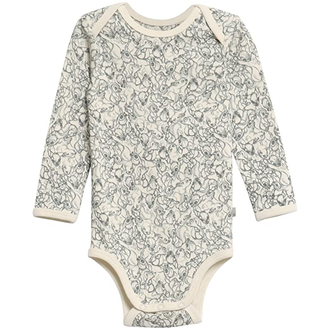 Wheat Body Bambi and Friends, Mono Unisex bebé, Marfil (Ivory 3182), 2 Mes: Amazon.es: Ropa y accesorios