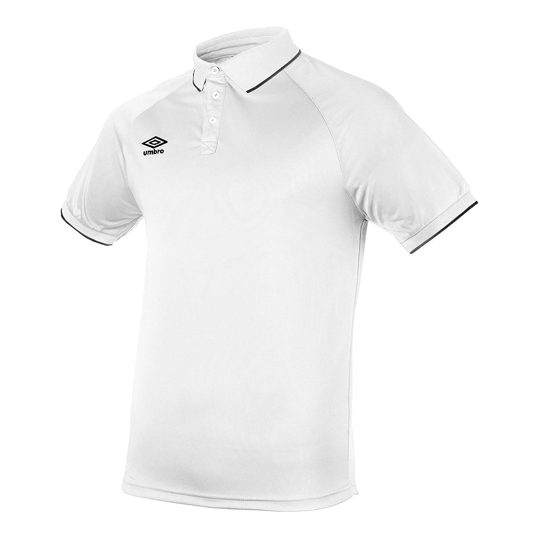 Umbro Torch Camiseta Polo de Tenis, Hombre: Amazon.es: Deportes y ...