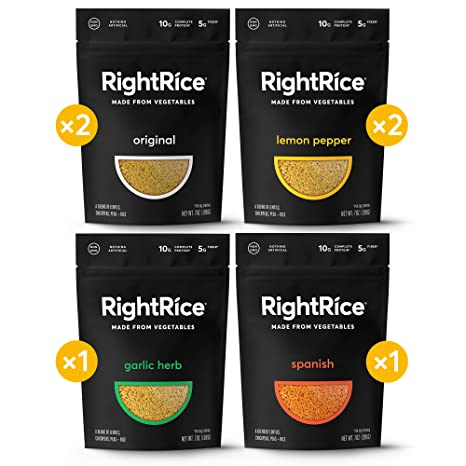Variety Pack 7oz  A by Right Rice