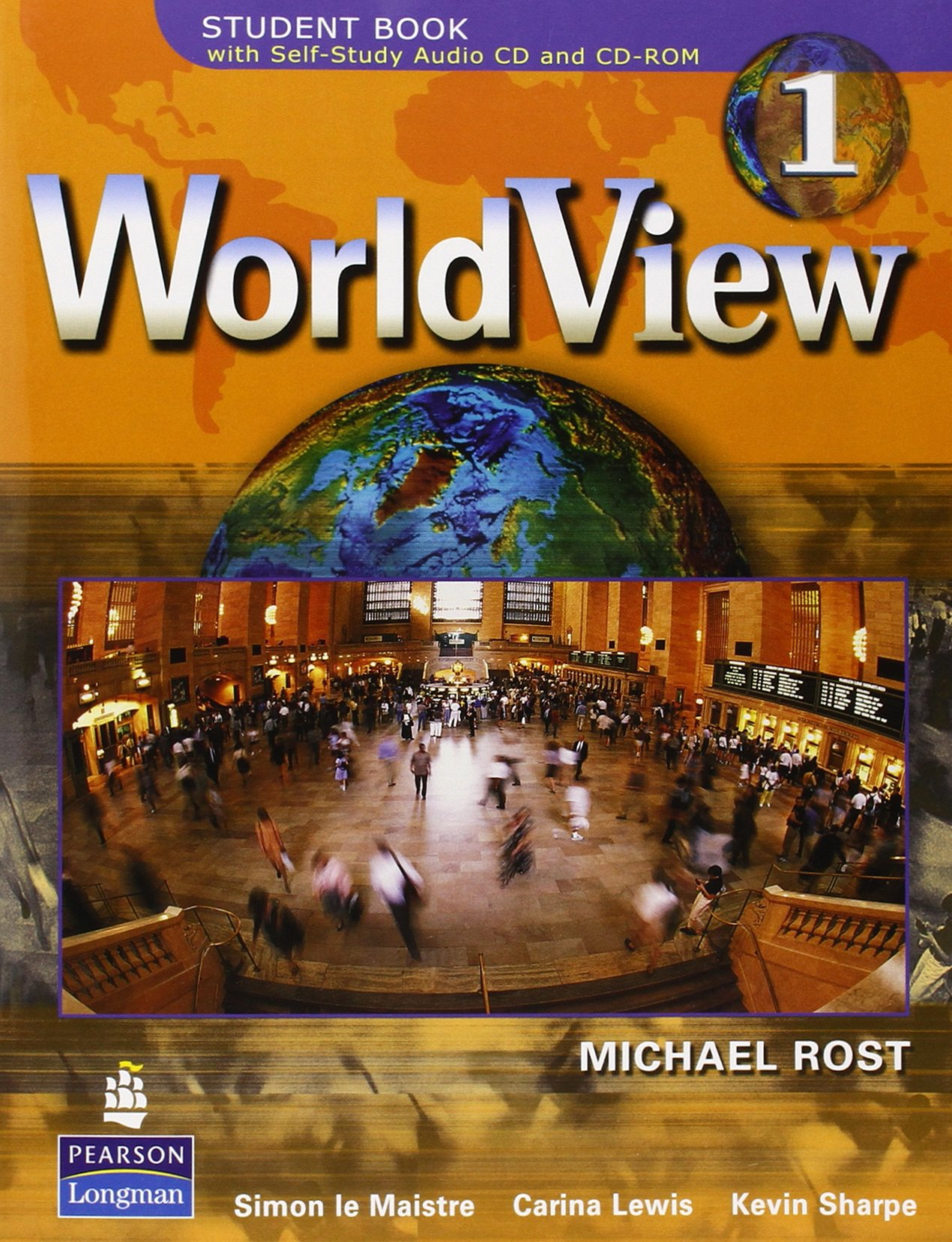 WorldView 1 with Self-Study Audio CD and CD-ROM: Michael Rost:  9780132285759: Foreign Languages: Amazon Canada