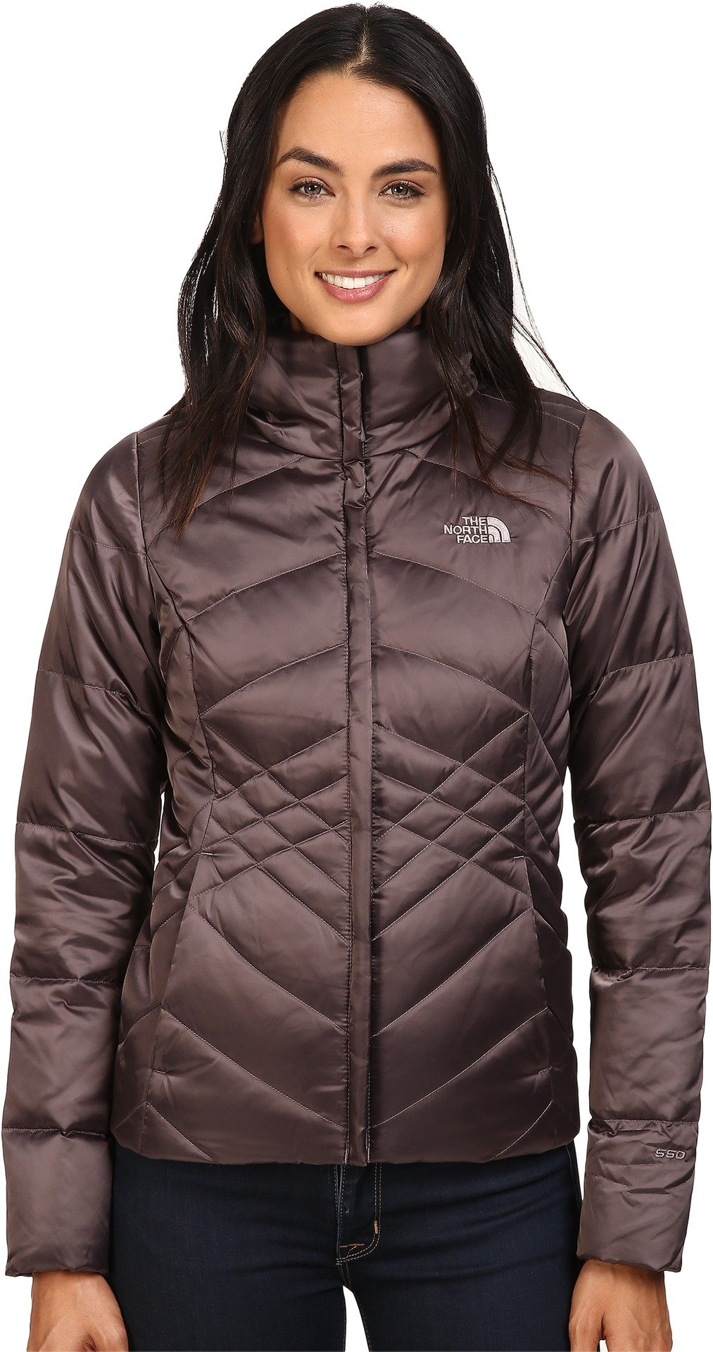 The North Face Women's Aconcagua Jacket, Rabbit Grey, M