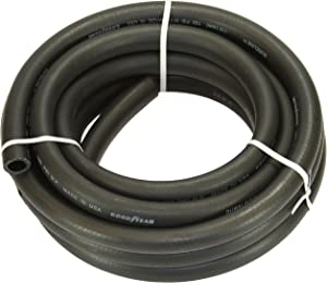 "Abbott Rubber X1110-1002-25 EPDM Ag Spray Hose, 1"", Black"