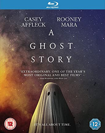 A Ghost Story (2017) 720p HEVC BluRay x265 ESubs ORG. [Dual Audio] [Hindi or English] [400MB] Full Hollywood Movie Hindi