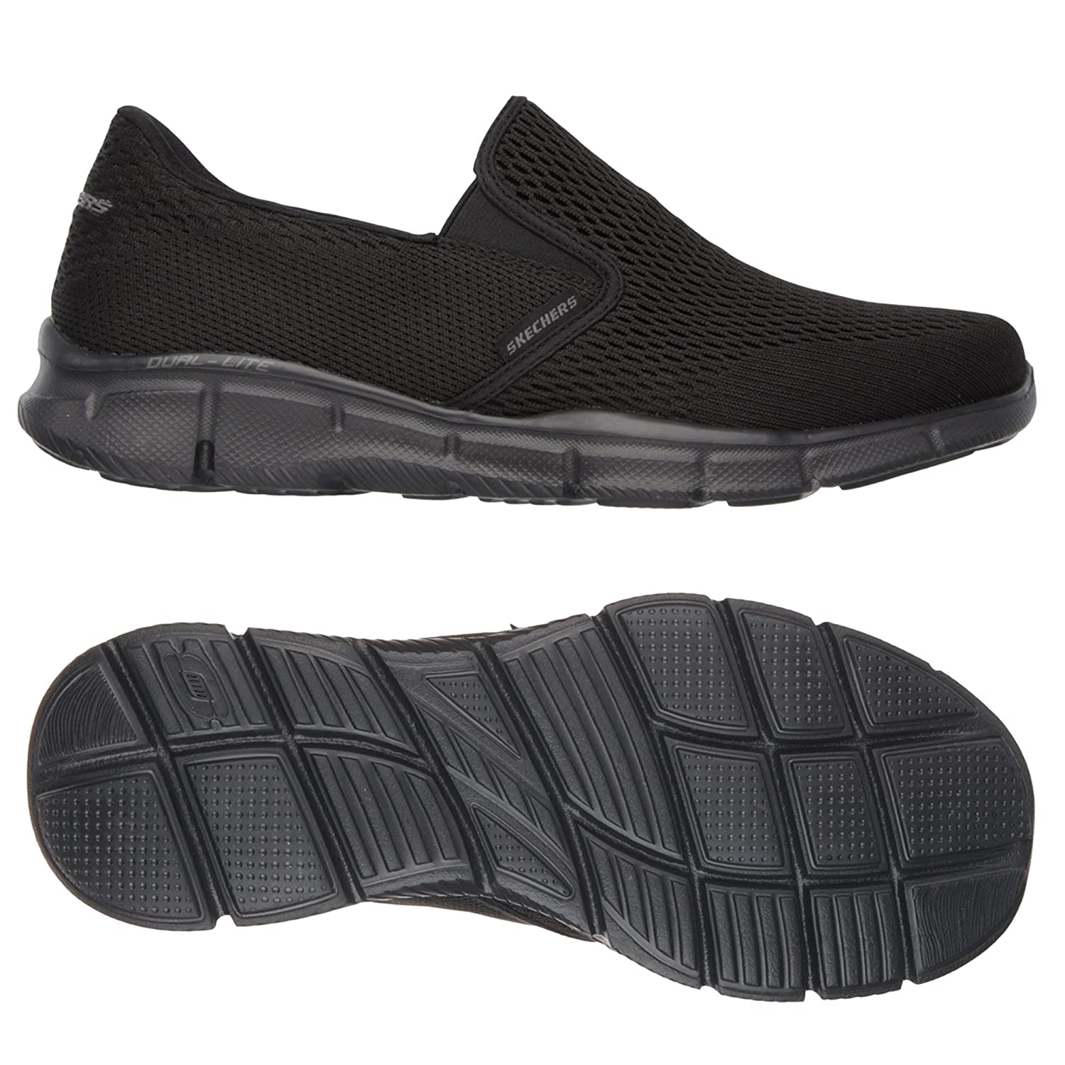 Pila de extraterrestre Prisionero  Skechers Men's Equalizer-Double Play Moccasins: Amazon.co.uk ...