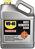 WD-40 Specialist Rust Remover Soak - Fast Acting Rust Dissolver. 1 Gallon (Pack of 1)