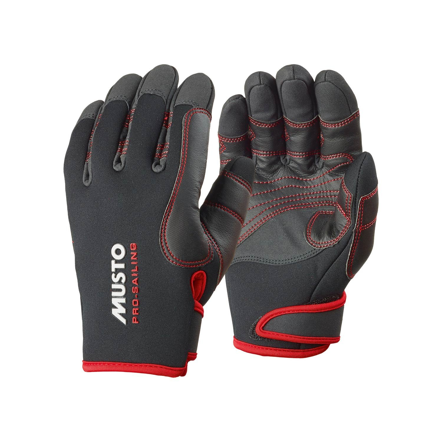 1a1511ca89 2016 Musto Performance Winter Long Finger Gloves nero AS0594 AS0594 AS0594  Dimensiones- - ExtraLarge S Nero B00YAEU1F6 | benevento | Meno Costosi Di  ...