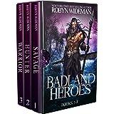Badlands Heroes Boxset: Books 1-3