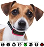 """COMBINATION"" Bark Collar. Amazons Safest Bark Collars and E Collars for Dogs by Our K9. That Uses Beep or Ultrasonic & Adjustable Shock Collar - Vibration Collar. Most Humane Barking Collar on Amazon"