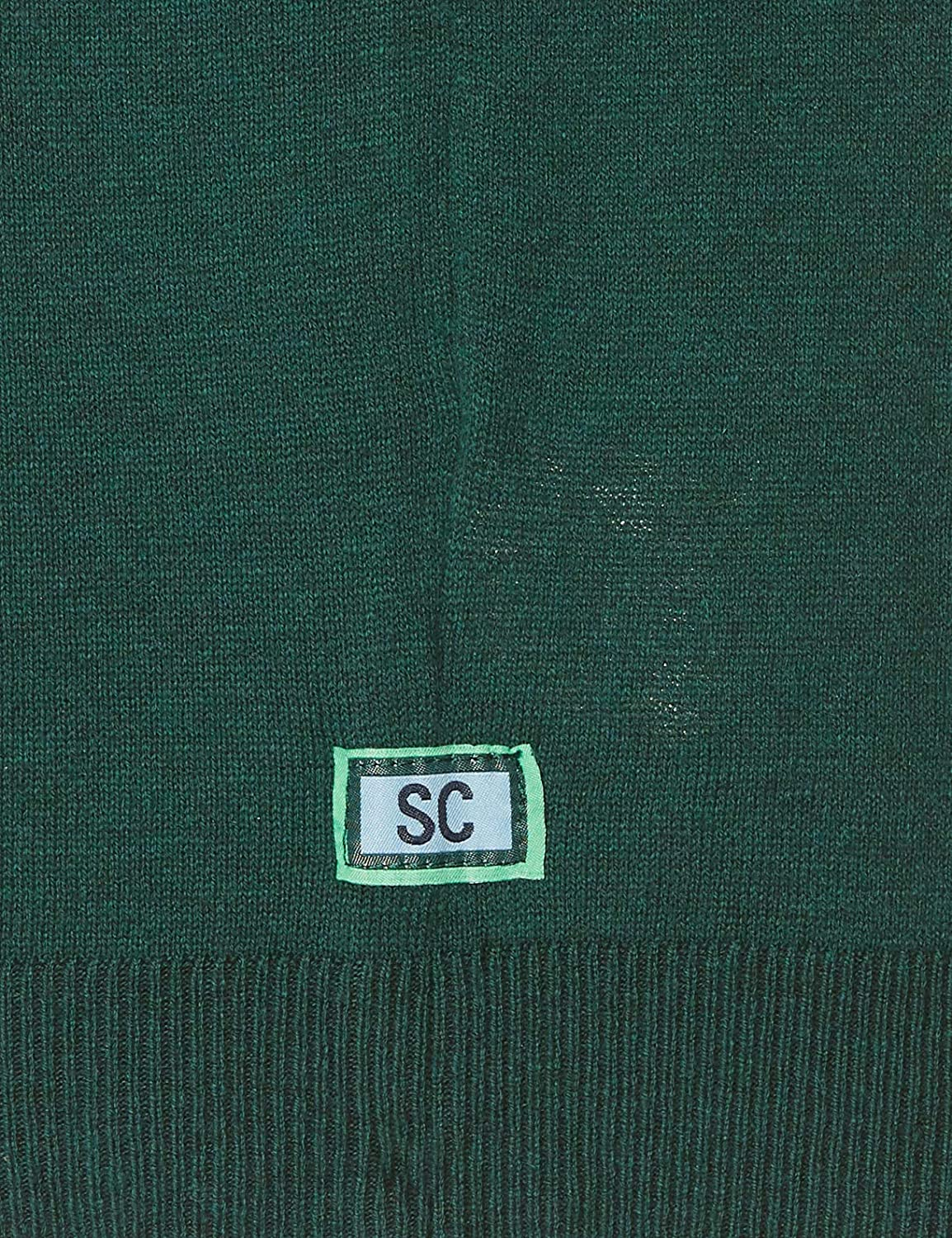 Felpa Bambino Scotch /& Soda Crew Neck Pull with Color Pop Details in Soft Quality
