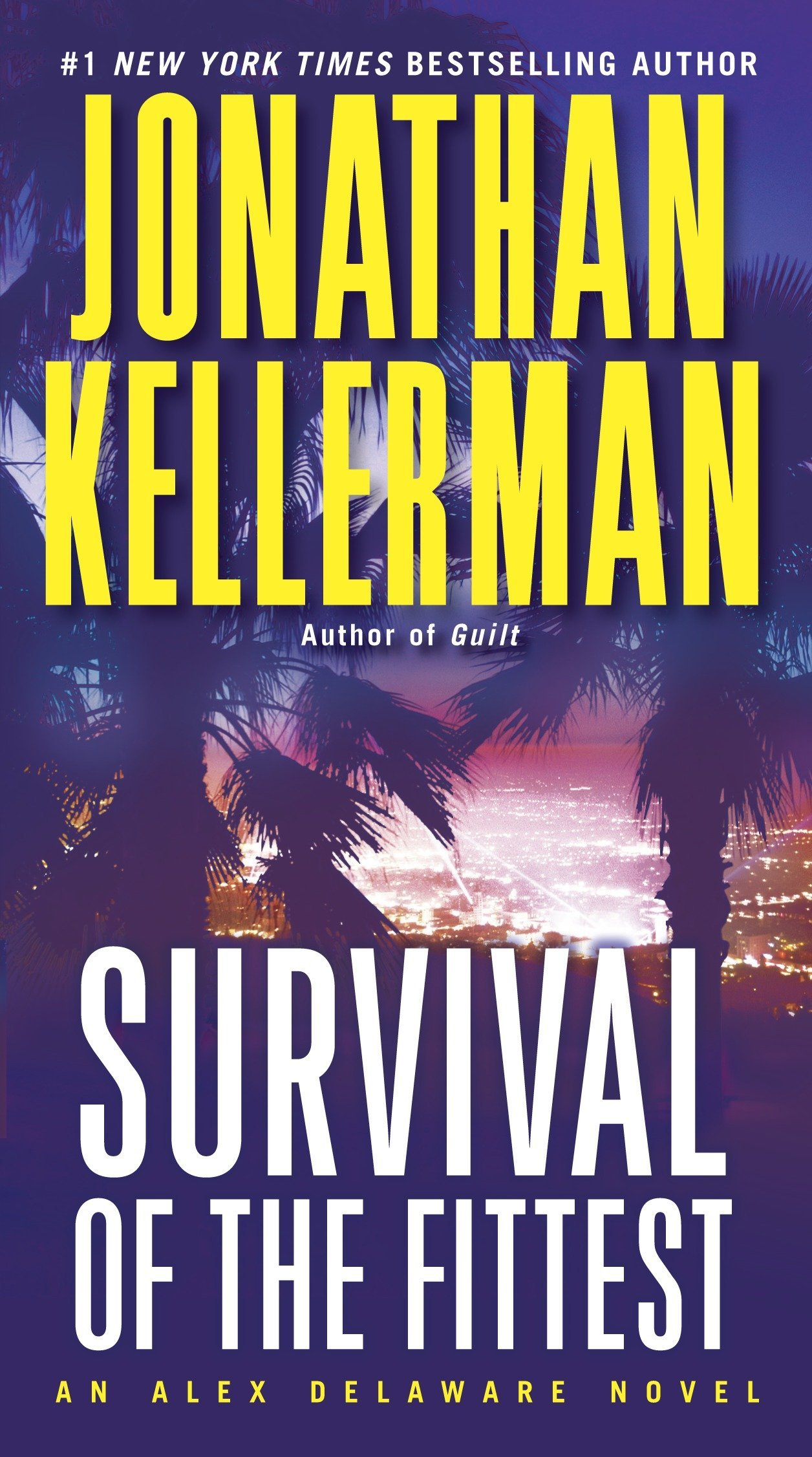 Survival of the Fittest: An Alex Delaware Novel PDF
