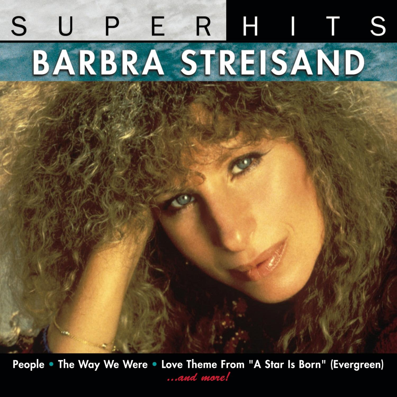 Barbra Streisand: Cheap bargain Los Angeles Mall Hits Super