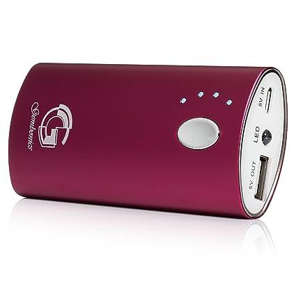 Amazon.com: Gembonics - Cargador portátil para iPhone 6, 5S ...