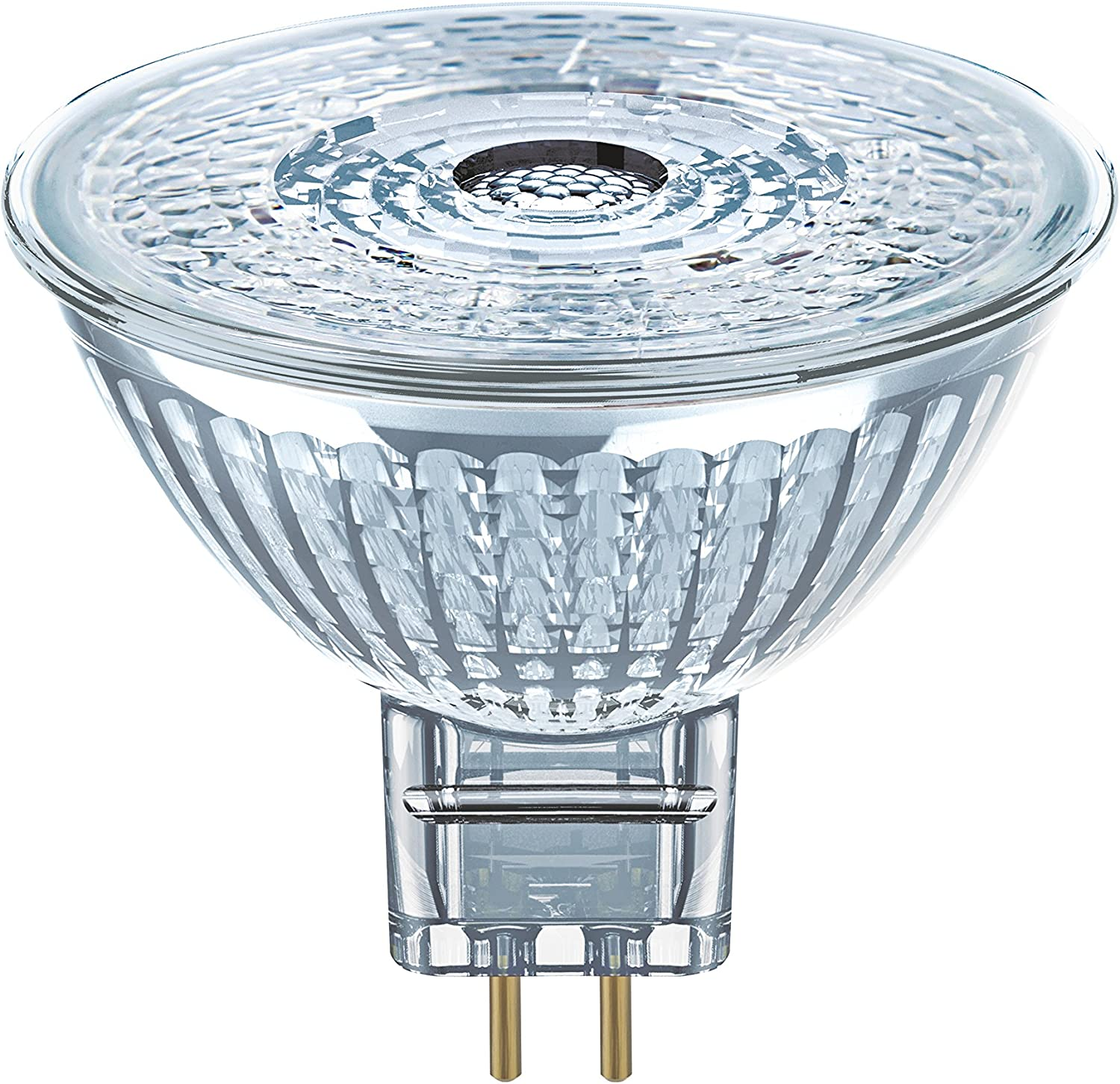 OSRAM LED STAR MR16 12 V LED reflector lamp, MR16, for low voltage operation, with pin base: GU5.3, 2.90 W, 12 V, 20 W replacement, Beam angle: 36