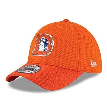 New Era 39Thirty Cap - COLOR RUSH Denver Broncos orange - M L ... f7e2a6811887