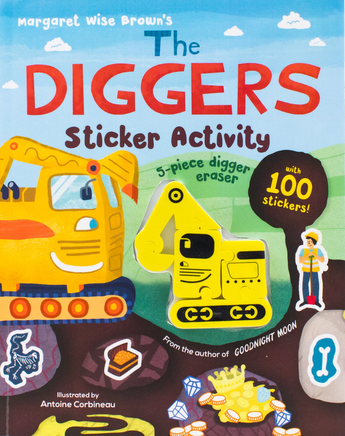 Read Online The Diggers Sticker Activity (Margaret Wise Brown) pdf epub